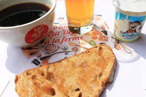 Petit déjeuner FDL